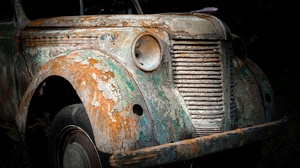 Old Old Car Vehicle Wreck Rust Car 2048x1366 Wallpaper