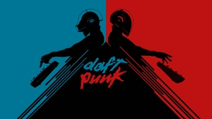 Daft Punk 3322x1920 wallpaper