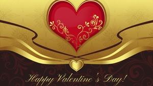 Heart Happy Valentine 039 S Day 2560x1600 Wallpaper