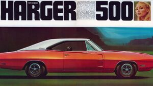 Dodge Charger 500 2104x1058 Wallpaper