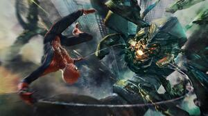 Game Spider Man The Amazing Spider Man 2048x1152 Wallpaper