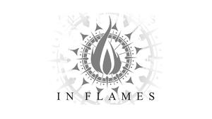 In Flames Minimalism Typography Artwork Metalcore Melodic Death Metal Alternative Metal Heavy Metal  1920x1080 Wallpaper