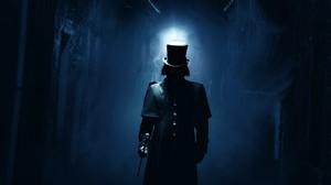 Artwork Fantasy Art Digital Art Jack The Ripper Dark Top Hat Suits Alleyway Blue 1920x1200 Wallpaper