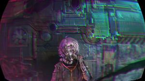Sci Fi Cyberpunk 1920x1136 wallpaper