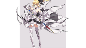 Saber Fate Series Saber Lily 2281x1521 wallpaper