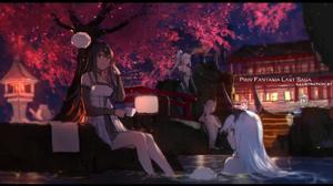 Anime Girls Anime 2126x957 Wallpaper