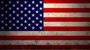 Man Made American Flag 1600x900 Wallpaper