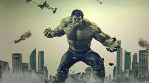 Hulk 3535x2752 wallpaper