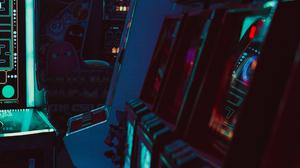 Ultrawide Arcade Pacman 5120x1440 wallpaper
