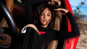 Actress American Brunette Selena Gomez Singer 3000x1688 Wallpaper