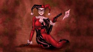 Comics Harley Quinn 1600x900 Wallpaper
