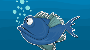 Artistic Fish 1920x1362 Wallpaper