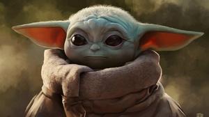 Baby Yoda Star Wars The Mandalorian Tv Show 1920x1280 Wallpaper