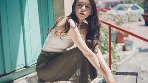Women Asian 3840x2560 wallpaper