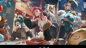 Artwork Women Fantasy Art Fantasy Girl League Of Legends PC Gaming Video Game Girls Video Game Art 1920x1237 wallpaper