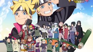 Boruto Anime Boruto Uzumaki Ch Ch Akimichi Ch Ji Akimichi Gaara Naruto Hinata Hyuga Ino Yamanaka Ino 2000x1420 Wallpaper