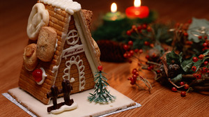 Christmas Cookie Gingerbread Holiday 2950x2094 Wallpaper