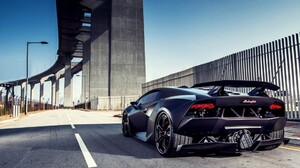 Blue Car Car Lamborghini Lamborghini Sesto Elemento Sport Car Supercar Vehicle 1920x1200 wallpaper