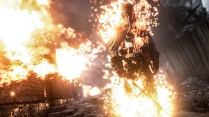 Battlefield 1 Fire Soldier 2560x1440 Wallpaper