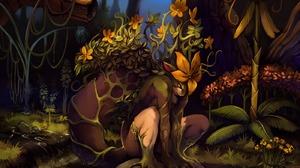 Creature Elemental Forest 1400x1063 Wallpaper