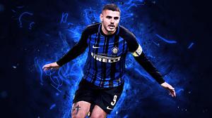 Argentinian Inter Milan Soccer 2880x1800 Wallpaper