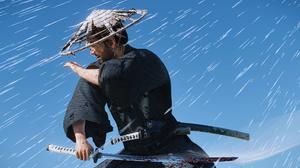 Ghost Of Tsushima Jin Sakai Samurai 3840x2160 wallpaper