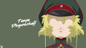 Tanya Degurechaff Youjo Senki 14516x8318 Wallpaper