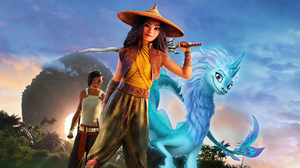 Raya Raya And The Last Dragon Sisu Raya And The Last Dragon Namaari Raya And The Last Dragon 3840x2160 wallpaper