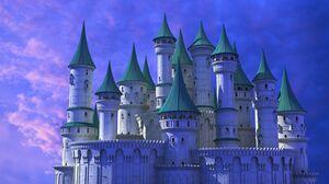 Man Made Castle 1600x1280 wallpaper