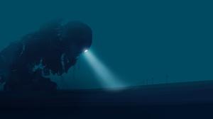 Alien 5640x2400 Wallpaper