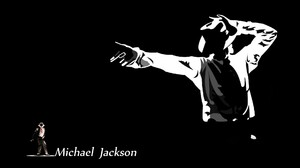 Black Boy Man Michael Jackson Minimalist Singer 1920x1200 wallpaper