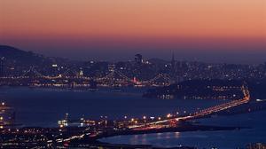 Man Made San Francisco 1680x1050 Wallpaper