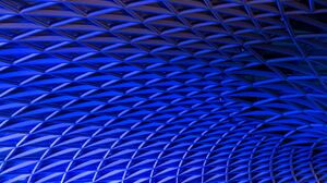 Artistic Blue Pattern 5820x3880 Wallpaper