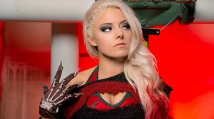 Alexa Bliss Blonde Wwe Woman Wrestler 1920x1080 Wallpaper