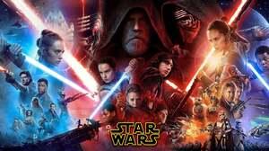Star Wars Star Wars Episode Vii The Force Awakens Star Wars The Last Jedi Star Wars The Rise Of Skyw 2376x1285 Wallpaper