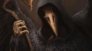Fantasy Dark 2480x1871 Wallpaper