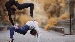 Women Yoga 2048x1366 Wallpaper