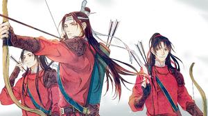 Wei Wuxian Wei Ying Lan Zhan Lan Wangji Lan Xichen Lan Huan 2053x1181 Wallpaper