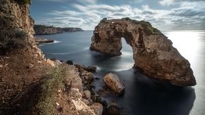 Arch Nature Rock 3840x2160 Wallpaper