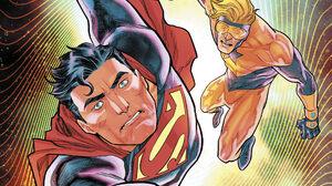 Booster Gold Superman 1920x1080 Wallpaper