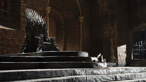 Game Of Thrones Iron Throne Steps 1920x1080 Wallpaper