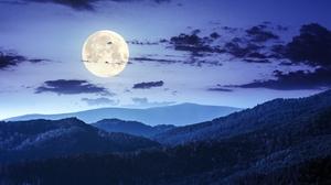 Moon Landscape Sky 3500x2761 wallpaper