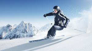 Sports Skiing 1920x1200 Wallpaper