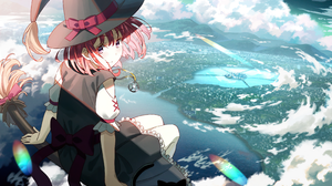 Anime Witch 3200x2262 wallpaper