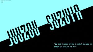 Juuzou Suzuya Quote Text 7680x4320 Wallpaper