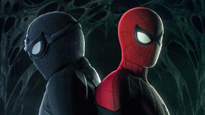 Spider Man Peter Parker Tom Holland Night Monkey Marvel 3840x2160 Wallpaper