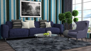 Furniture Living Room Room Sofa 6000x3938 Wallpaper