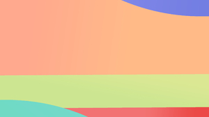 Minimalism Geometric Figures Colorful Shapes Digital Art Gradient Vertical Lines 2160x4560 Wallpaper