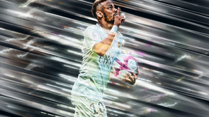 Brazilian Neymar Paris Saint Germain F C Soccer 3840x2400 wallpaper