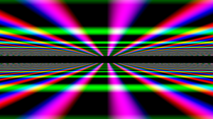 Simple Colorful Spectrum Lines 3D Abstract Digital Art Neon 2560x1298 wallpaper